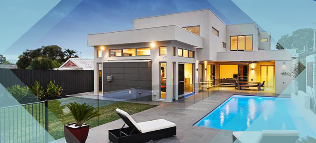 Luxury designer homes melbourne custom home builders Modern custom home builders